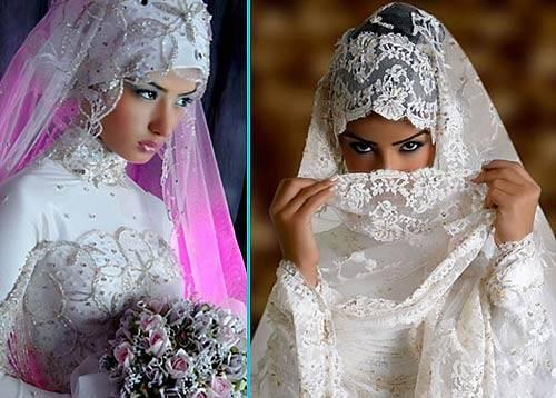 Образ мусульманской невесты: советы, идеи, фото