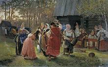 Свадьба осенью – красочный или унылый праздник?