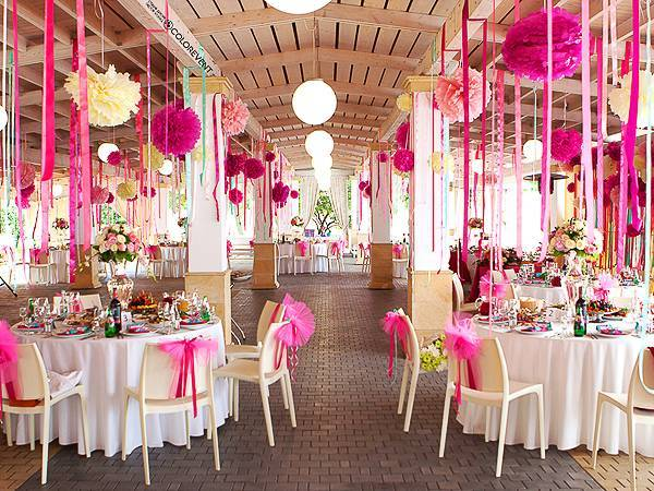 Свадебные украшения своими руками  для жениха и невесты, оригинальная декорация цветами, дизайн