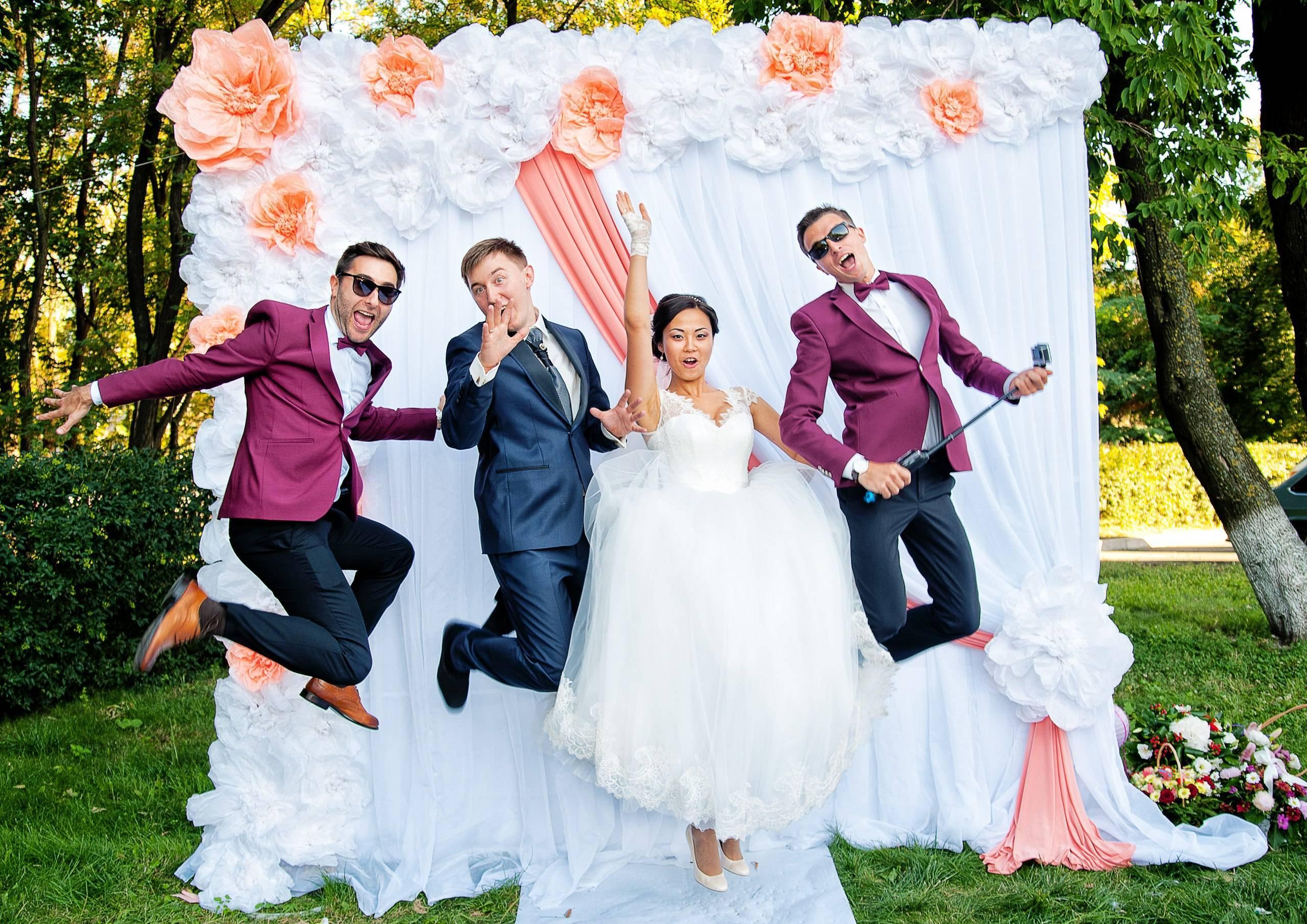 Свадьба в стиле стиляги – сценарий в ритме рок-н-ролла