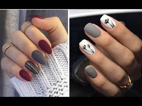 Модный маникюр 2020-2021 фото, модный дизайн ногтей - идеи, тренды, примеры