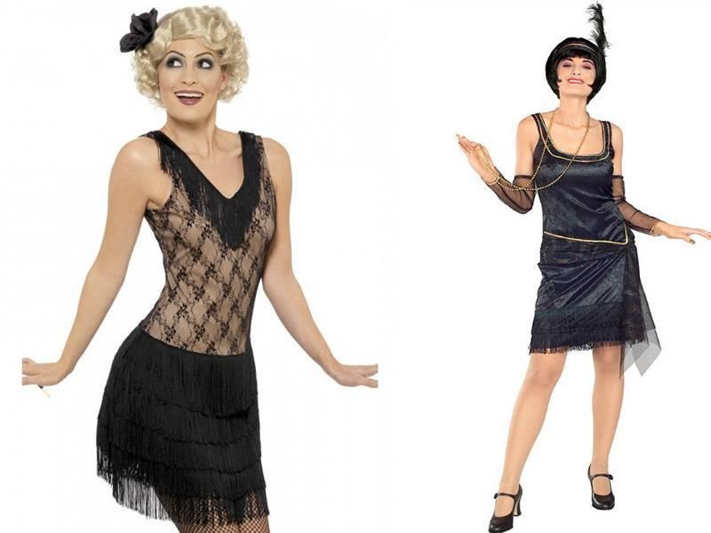 Стиль чикаго в одежде для женщин (44 фото): женский наряд на вечеринку 20-30-х годов