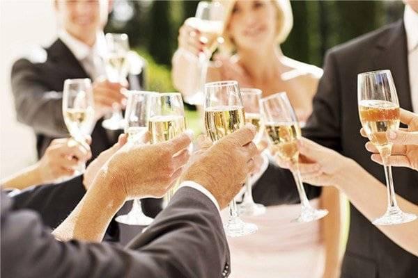 Свадебные тосты и пожелания