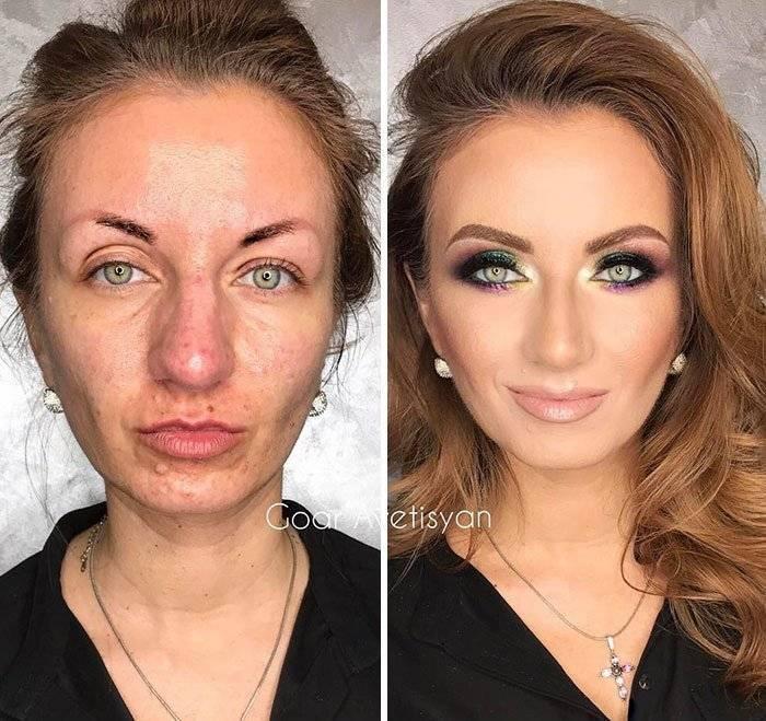 Свадебный макияж для невесты