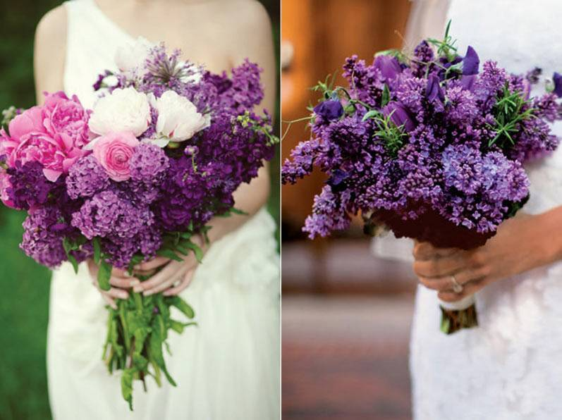Какой должен быть букет невесты?