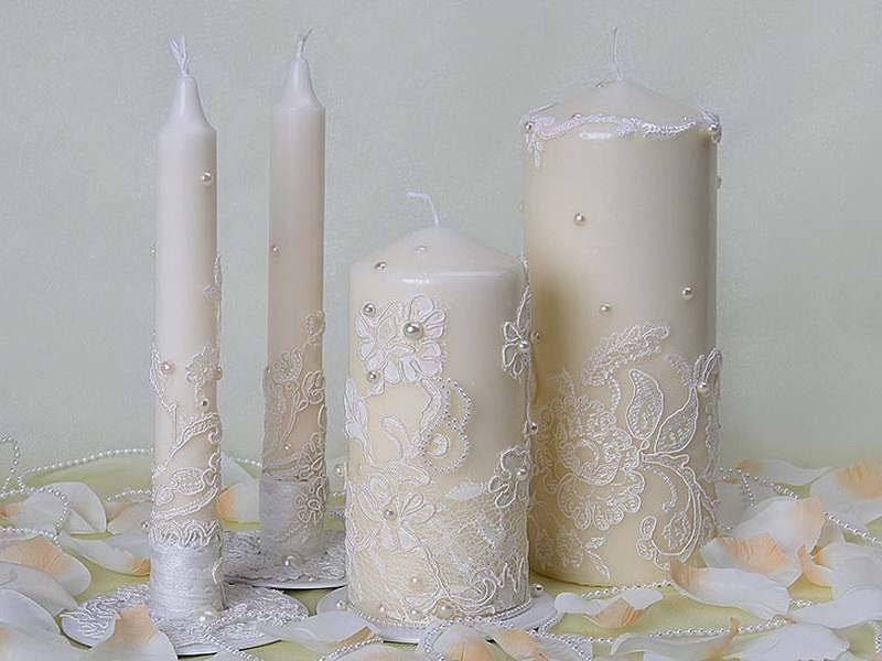 Семейный очаг на свадьбе своими руками: несколько способов декора