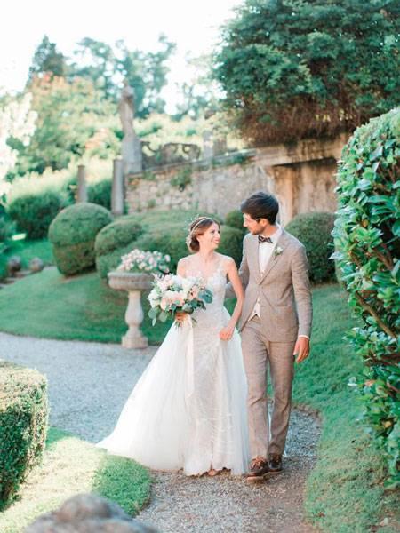 Как оформить свадьбу в синем цвете: красивые и оригинальные идеи