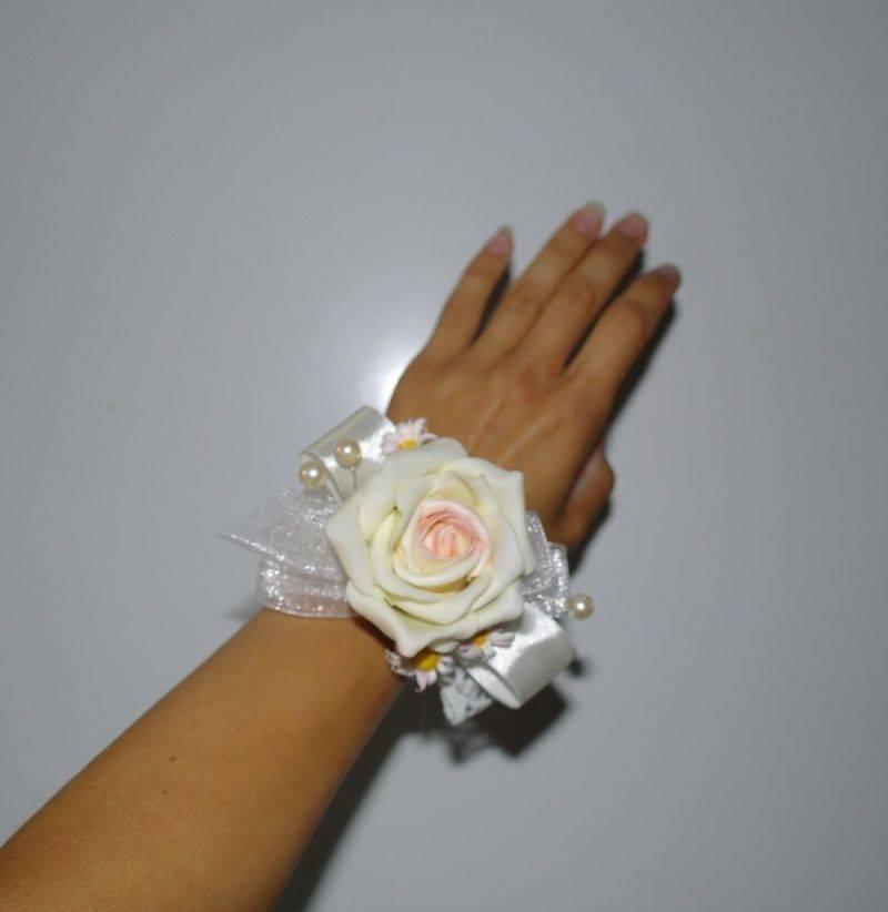 Бутоньерка для жениха своими руками