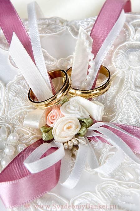 Мастер-класс свадьба шитьё свадебная подушечка для колец ткань