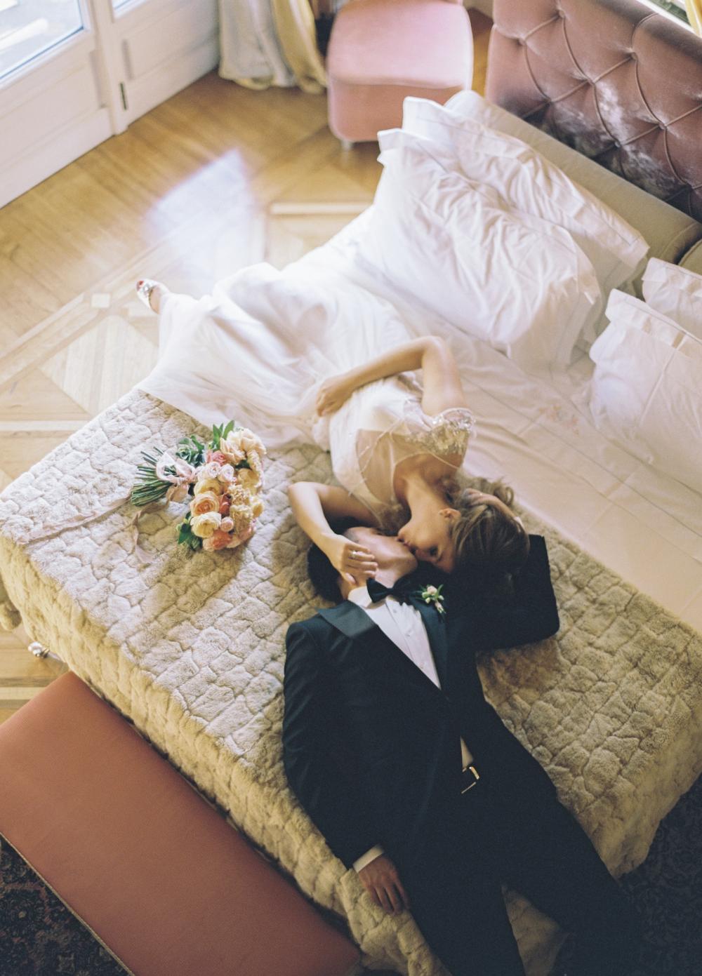 Брачная ночь: как организовать идеальную брачную ночь
