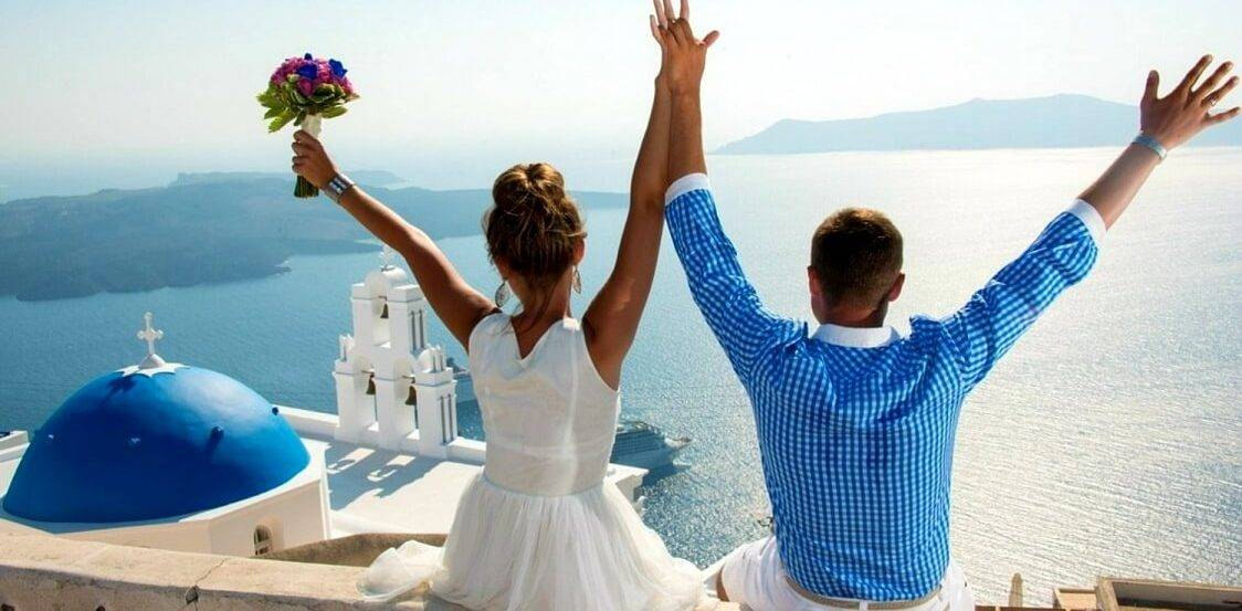 Свадебное путешествие: куда поехать