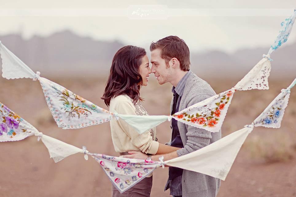 Ситцевая свадьба: 1 год совместной жизни
