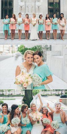 Свадьба в стиле tиффани