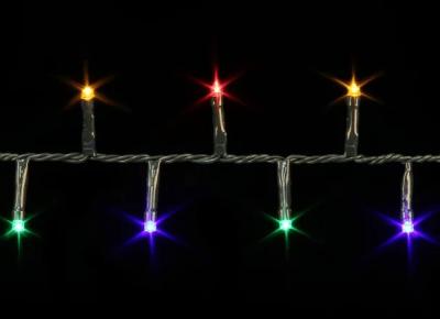 Как выбрать новогоднюю гирлянду из лампочек