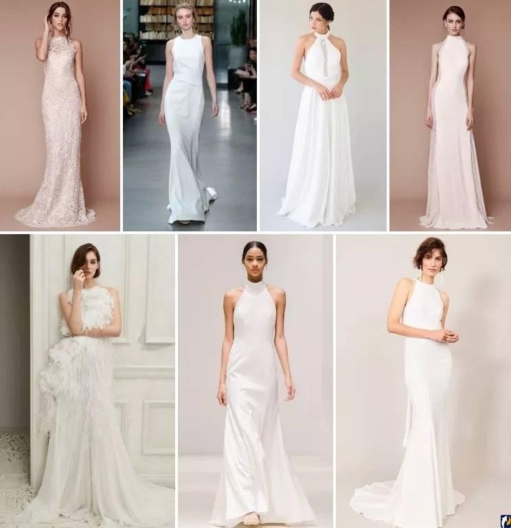 Топ-10 свадебных платьев 2019 года