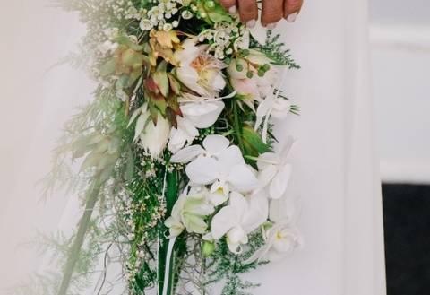 Красивый букет невесты 2020. модные тренды