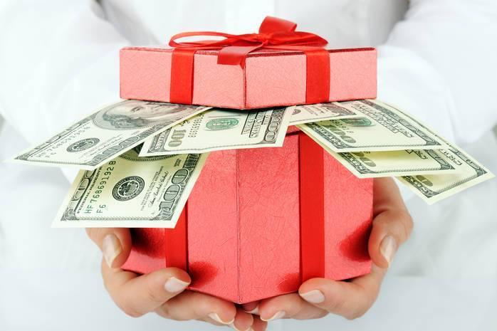 Прикольное поздравление на свадьбу с вручением денег