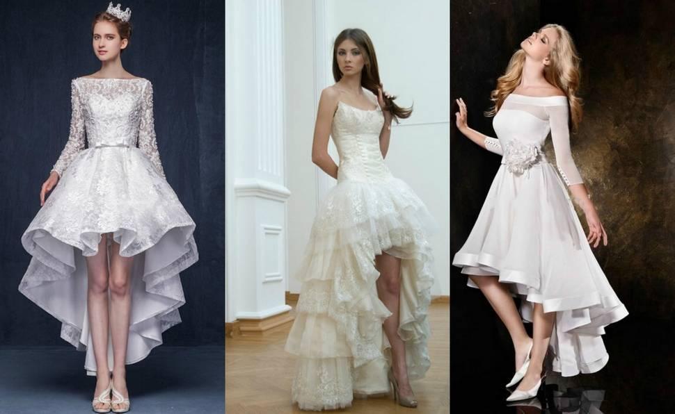 Изящные платья со шлейфом: аристократизм и элегантность в одном образе
