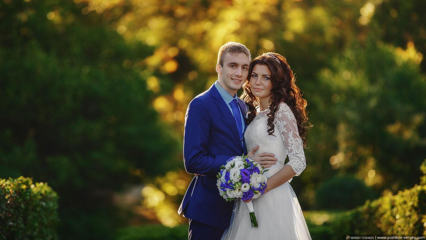 Свадебная церемония в испании