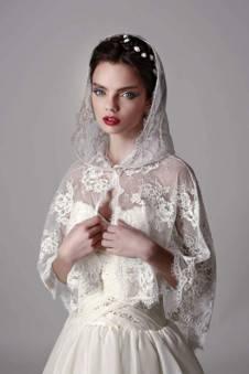 Свадебное болеро: элегантное дополнение к платью