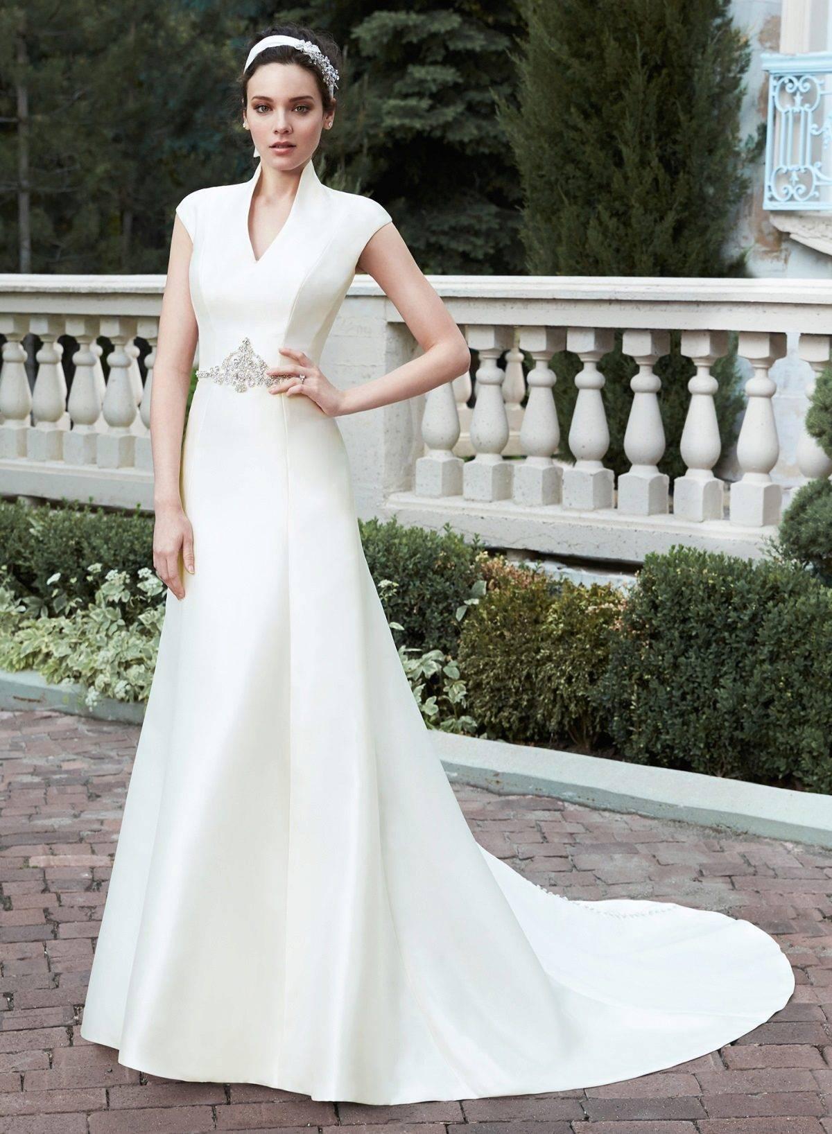 Свадебные платья в греческом стиле 2020 года