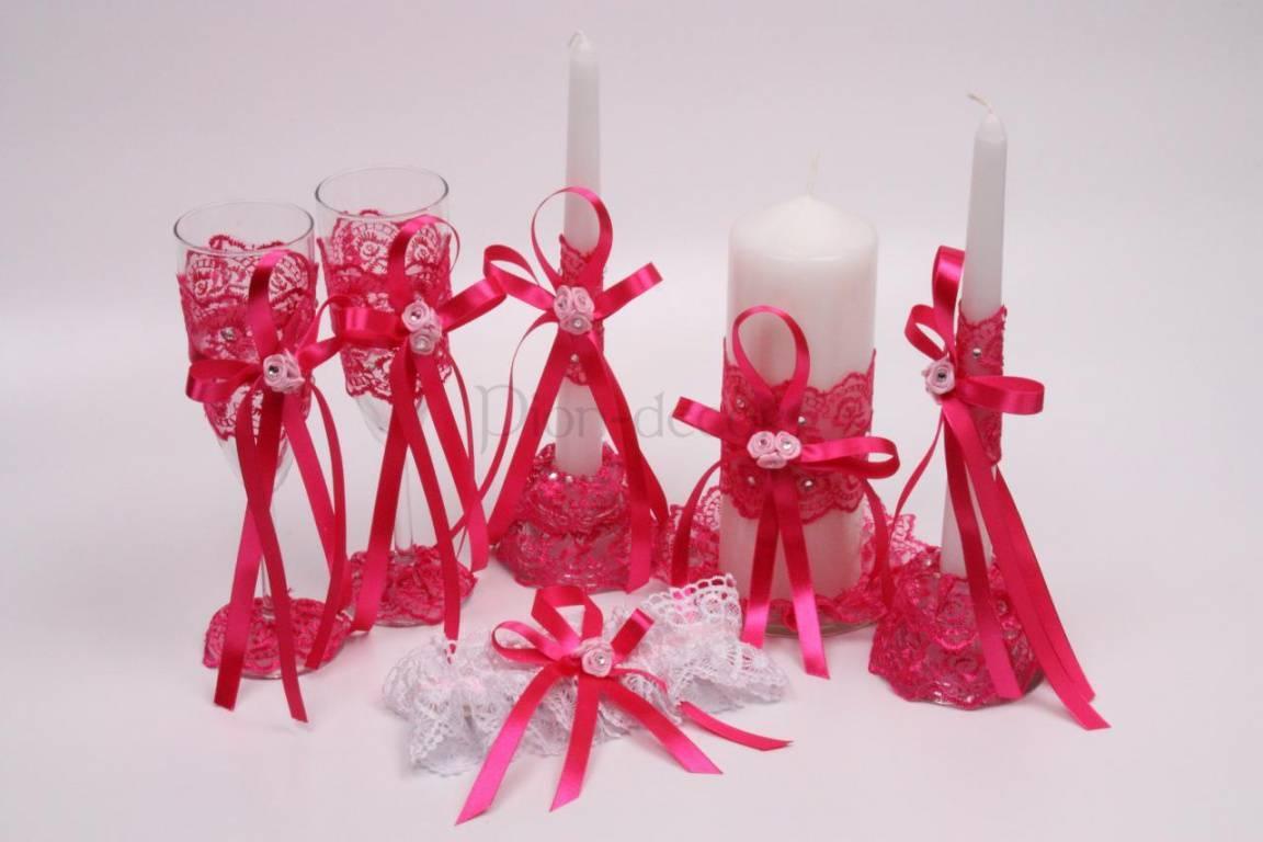 Как украсить свадебное шампанское своими руками лентами: мастер класс, идеи, фото
