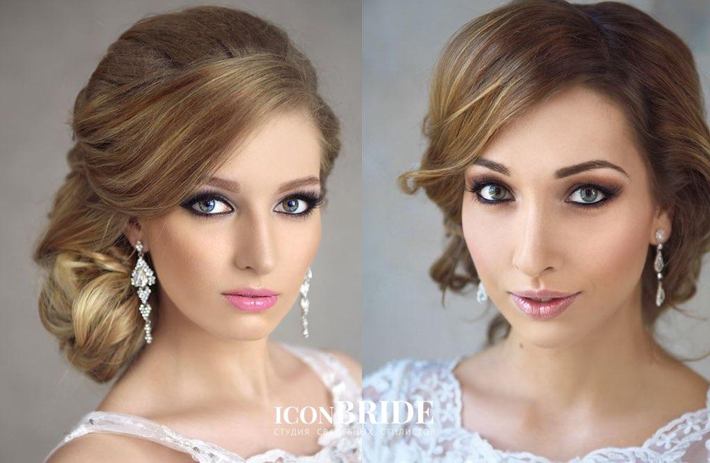 Свадебный макияж – модные тенденции и тренды