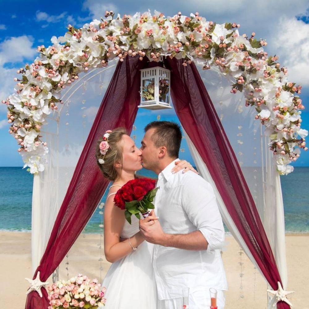 Символическая свадьба: выберите свою страну