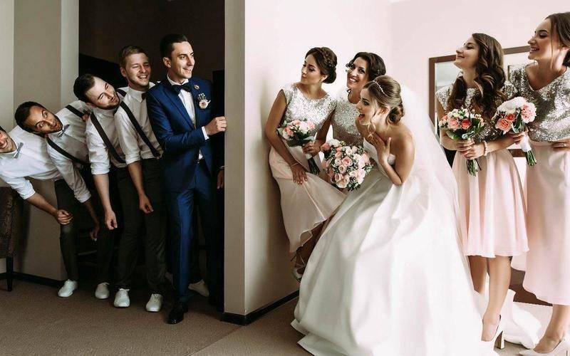 Веселый сценарий выкупа невесты с конкурсами