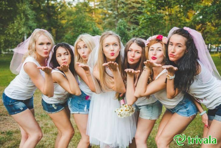 Как провести девичник весело: интересные идеи перед свадьбой