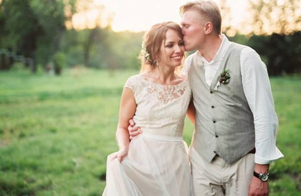 Свадьба осенью – цветовая гамма, идеи по декору и флористике