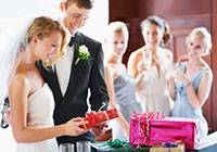 Что подарить на золотую свадьбу