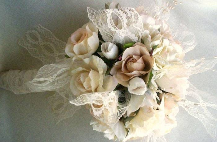 Свадьба в цвете айвори: романтика и нежность