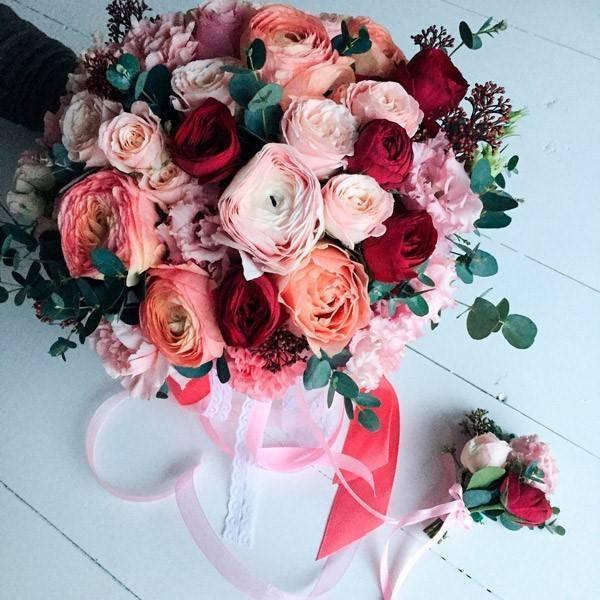 Модные тренды флористики 2020-2021 года: красивые букеты цветов, лучшие композиции из живых цветов - фото   glamadvice