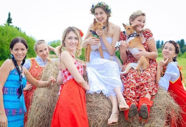 Конкурсы на второй день свадьбы: дома, в кафе, на природе