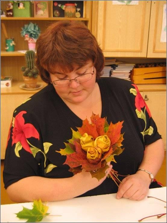 Осенний букет невесты: идеи оформления и тонкости выбора