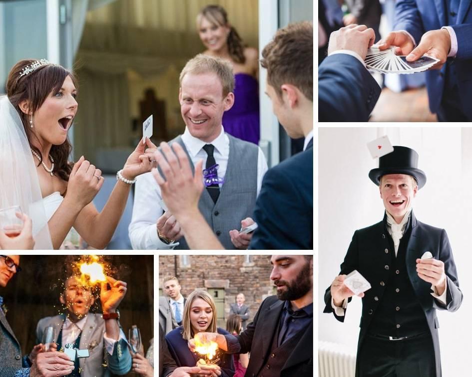 Шоу программа на свадьбу или как по-настоящему удивить гостей