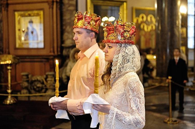 Венчальные принадлежности: набор для церемонии