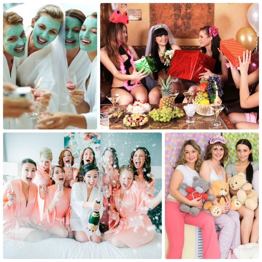 Прикольные идеи, как провести девичник весело и недорого