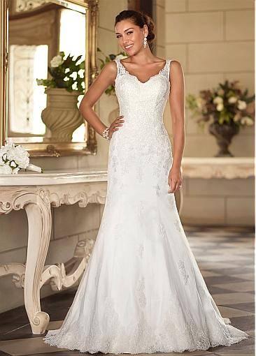 Красное свадебное платье — особый стиль, для особых невест + 65 фото