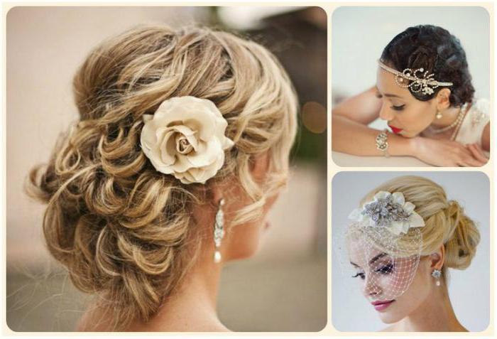 Свадебные прически на средние волосы. 240 фото укладок для невесты. | raznoblog - сайт для женщин и мужчин