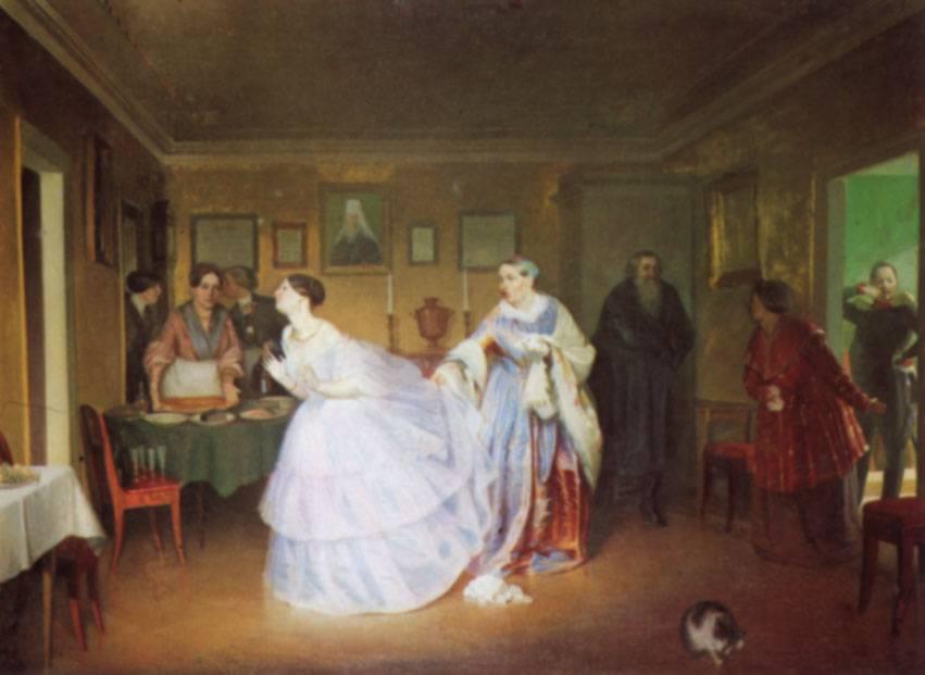 Сценарий сватовства в стихах с весёлыми конкурсами и шутливыми правилами