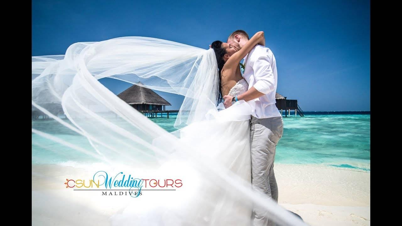 Свадьба на мальдивах: сказка в райском уголке земли