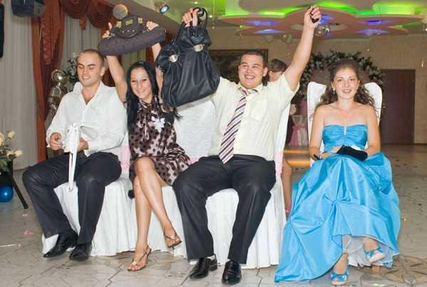 Конкурсы на свадьбу для гостей прикольные, смешные, без тамады, новые игры, видео