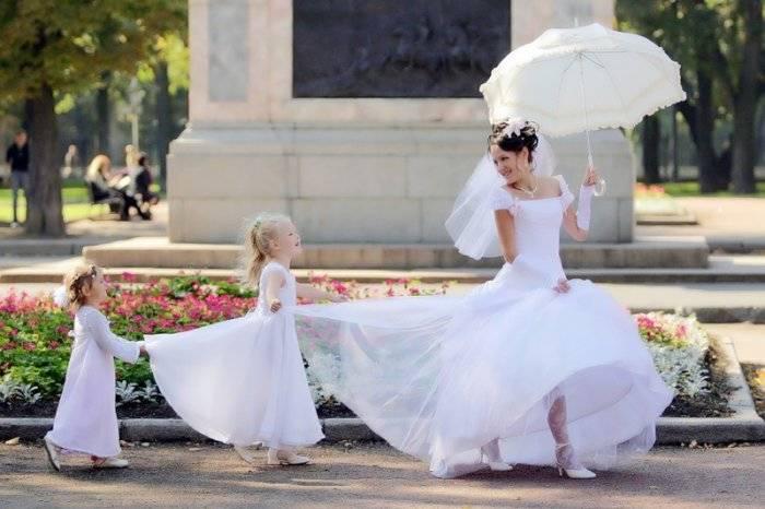 Детские конкурсы на свадьбе
