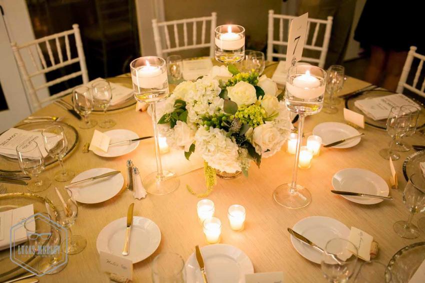 Как сделать свадебные свечи своими руками: мастер-класс по оформлению