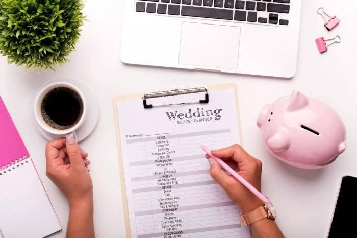 Стоимость свадьбы 2020