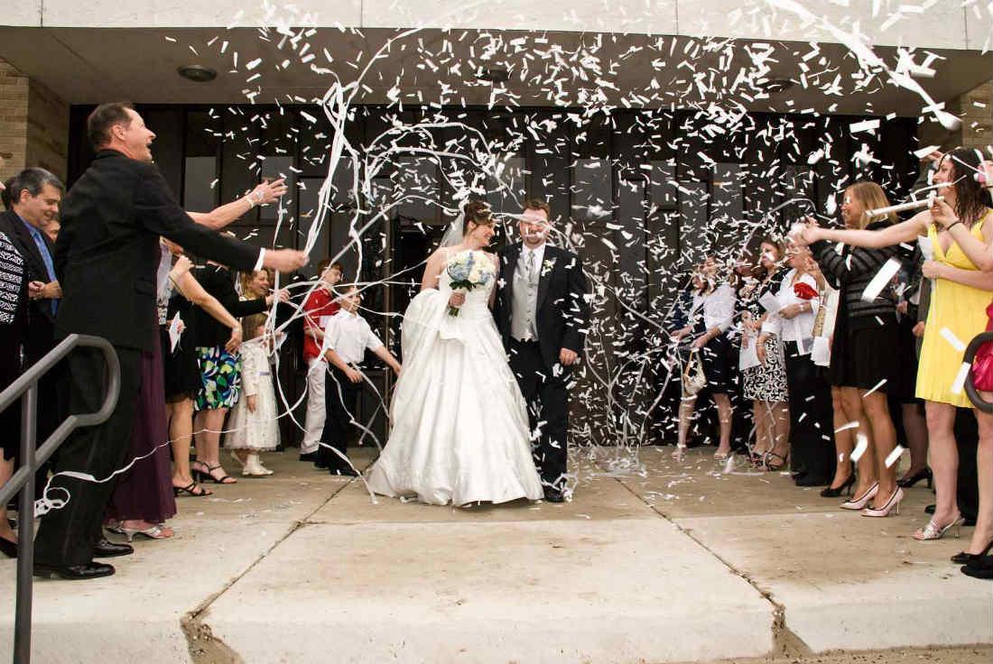 Красивый свадебный баннер для фотосессии – все тонкости оформления и создания