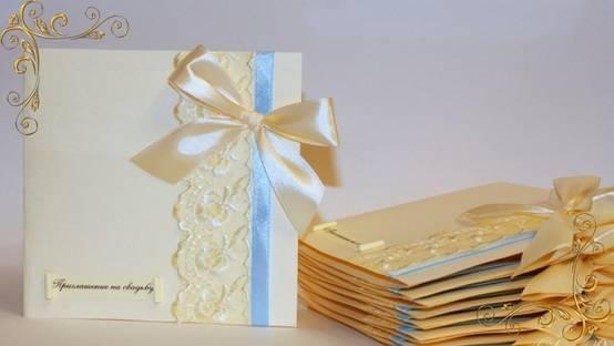 Оригинальные приглашения на свадьбу: идеи для вдохновения