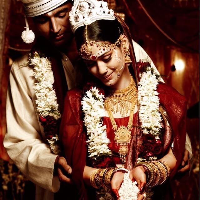 Как проходят индийские свадьбы?